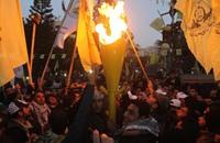 حركة فتح تضيء شعلة انطلاقتها الـ 49 في قطاع غزة