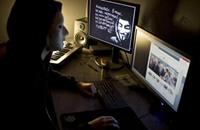 """""""هاكرز"""" أتراك يخترقون موقع """"الموساد"""" ويبثون رسالة تهديد"""