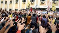 مصر: استمرار المظاهرات وتجديد حبس قيادات الإخوان