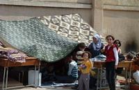 عائلة سورية تعيش مآسي الحرب