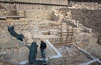 لأول مرة.. اكتشاف بناء حشموني في القدس