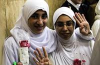 """فتيات الاسكندرية """"يهزمن"""" قسوة القضبان"""