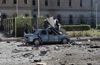 """""""القاعدة"""" تعتذر عن الهجوم على مستشفى باليمن"""