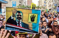 تشييع 6 من أنصار مرسي قتلوا في مظاهرات الجمعة