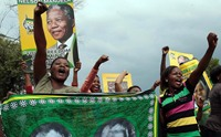 سجانو مانديلا كان لهم حلفاء اقوياء في العالم