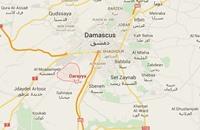 مصرع العشرات من قوات النظام السوري في داريا