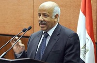 """سليمان: مصر بلا قانون و""""القضاة الشرفاء"""" صامتون"""