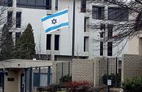 إطلاق نار على السفارة الإسرائيلية في أثينا