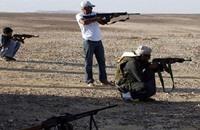 """مسلحون يهاجمون كمين """"الماسورة"""" العسكري في مدخل رفح"""