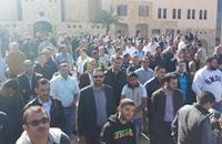 موظفو العقبة الاقتصادية الأردنية يضربون عن العمل