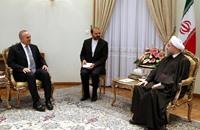 روحاني: تعاون طهران وأنقرة يضمن استقرار المنطقة
