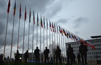 ماذا يفعل وفد من برلمان السيسي في بروكسل؟
