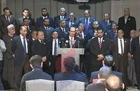 حشمت: دعونا النواب المؤيدين لثورة 25 يناير للاجتماع