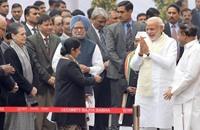 مودي يتبرأ من إجبار المسلمين على التحول للهندوسية