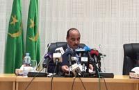 جدل موريتاني واسع حول حساب الرئيس في تويتر