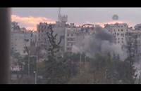 """""""الجبهة الإسلامية"""" تقتل 12 جندياً للنظام السوري في حلب (فيديو)"""