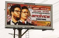 """البدء بعرض فيلم """"المقابلة"""" عن جونغ أون على الإنترنت"""
