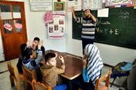 مرضى التوحد بغزة يعانون آلام الحصار