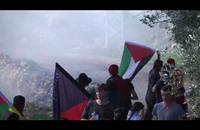مواجهات مع جيش الاحتلال بالضفة (فيديو)