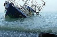 غرق سفينة تجارية تركية قبالة سواحل إيطاليا