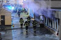 حريق ثان متعمد في مسجد بالسويد