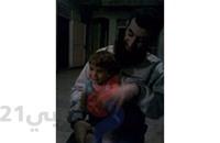 في الثورة السورية.. قد يفقد الطفل أباه مرتين
