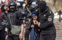 حقوق الإنسان بمصر في 2014.. القمع للجميع