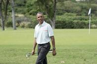 زوجان يغيّران موقع زواجهما لشغف أوباما بلعب الغولف