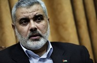 حماس تعلق على بقاء رئيس مكتبها الجديد بغزة أو خروجه منها