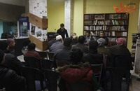 ناشطون في حلب يؤسسون منتدى للحوار الثقافي والسياسي