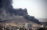 واشنطن تشن أكثر من 120 غارة جوية على اليمن في 2017