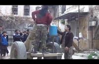 مقتل عناصر من قوات النظام في حلب (فيديو)