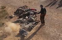 الدولة الإسلامية تعدم 13 من عشيرة البونمر بالأنبار