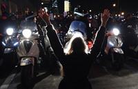 رئيس بلدية نيويورك: عنف الشرطة يعود لقرون من العنصرية