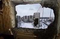 مقتل جنديين وثمانية مدنيين في شرق أوكرانيا