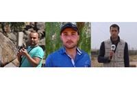 قوات الأسد تقتل ثلاثة صحفيين في درعا في قصف مباشر