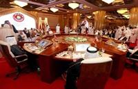 القمة الخليجية تختتم أعمالها بتأكيد دعمها للسيسي