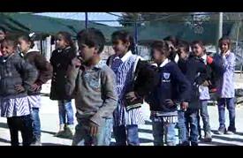 الاحتلال يهدد بهدم مدرسة وحيدة في قرية بالضفة الغربية