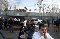 """إصابة شرطي إسرائيلي في """"حادثة دهس"""""""