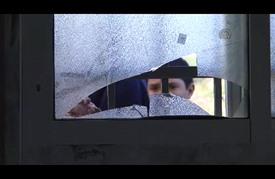 مستوطنون يعتدون على منزل فلسطيني قرب رام الله