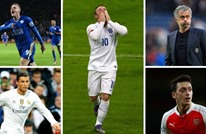 11 رقما قياسيا في رياضة كرة القدم لسنة 2015