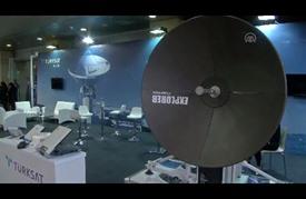 تركيا تهدف لإطلاق قمر صناعي محلي الصنع عام 2020