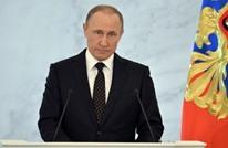 ماذا قال بوتين تعليقا على قرار وقف النار بسوريا؟ (فيديو)