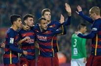 ساندرو والحدادي يقودان برشلونة لاكتساح بيانوبينسي بكأس الملك