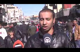مسيرة تطالب بمجانية التعليم في الجامعات الأردنية