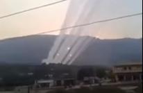النظام يقصف قرى محررة بـ158 صاروخا خلال خمسين ثانية (شاهد)