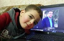 طفل الأسير محمد القيق المضرب عن الطعام ورحلة البحث عن أبيه