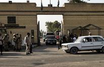 أسر معتقلين ينظمون أول مسيرة احتجاجية داخل سجن العقرب بمصر