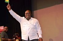الرئيس الغاني يقر بهزيمته بالانتخابات أمام منافسه بالمعارضة