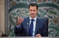 كيف علق الأسد على هجوم تنظيم الدولة على تدمر؟